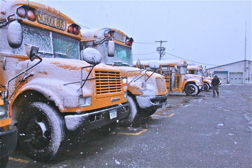 School closings and delays, March 8, 2013