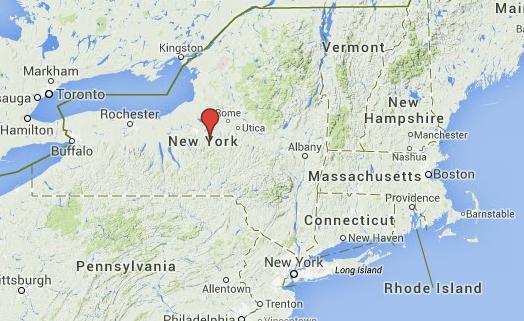 Cazenovia, N.Y. (Credit: Google Maps)