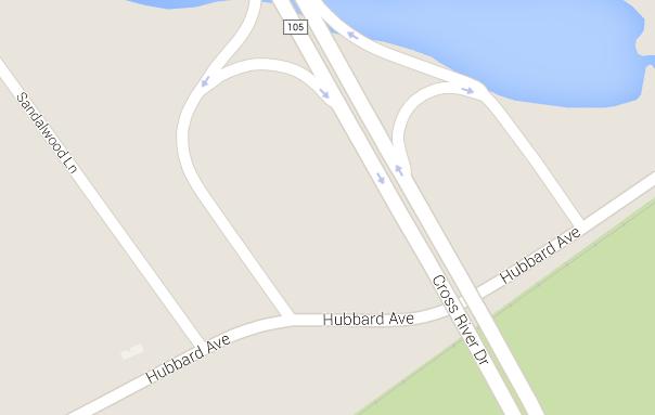 (Credit: Google Map image)