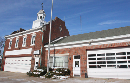 Barbaraellen Koch file photo | The Second Street firehouse