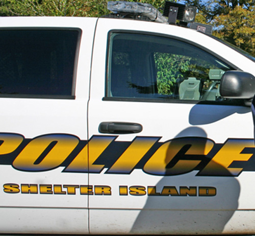 Shelter-Island-Police-car
