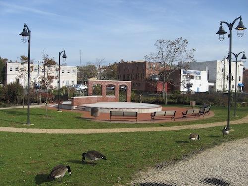 Grangebel Park.