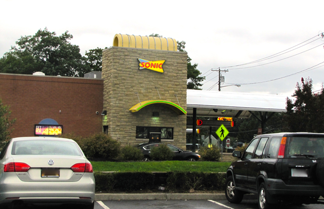 Sonic in North Babylon