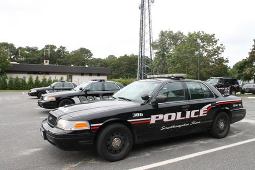 SouthamptonPD Cars - 500