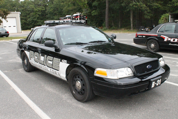 SouthamptonPD car - 600