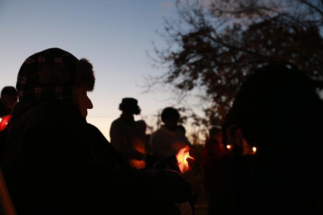 Southold vigil