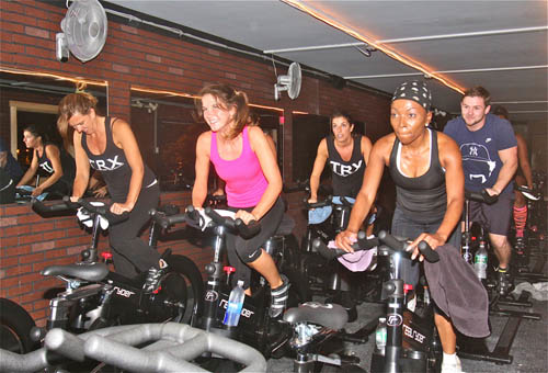 Spin studio rides into downtown