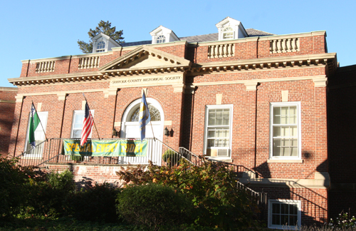 The Suffolk County Historical Society. (File photo by News-Review)