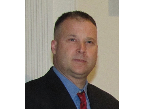 Southold police officer Steven Zuhoski. (Credit: Tim Gannon, file)