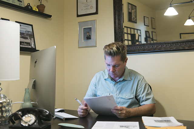 Jerry Cibulski, an agent with Century 21 Albertson Realty in Southold, enjoys researching the historic properties he lists, particulary because he grew up on the North Fork and likes 'the history of what the area has to offer.' (Credit: courtesy photo)