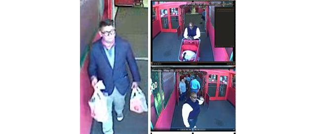 Target thieves