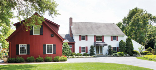 An 1880s Barn Transformed Into A Home Riverhead News Review