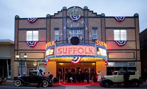 Suffolk Theater in Riverhead