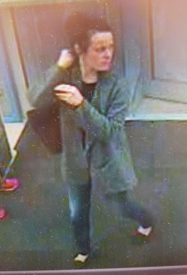 Theft at Famous Footwear in Riverhead