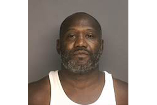 Lonnie Pray mug shot (Credit: Riverhead police department)