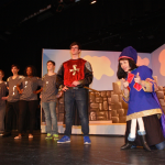 The Ballad of Far Quaad guards and Alex Bowe (on right).
