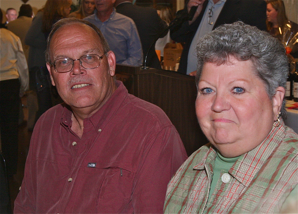 Heidi Behr's parents John and June. (Credit: Barbaraellen Koch)
