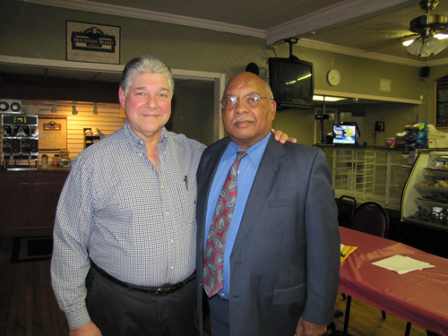 Vinny Villella, Riverhead Democratic Committee, Butch Langhorn