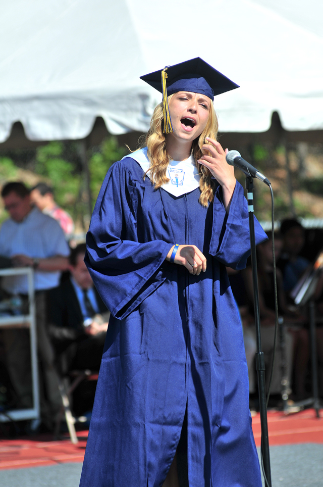 "Musical selection: ""I'll Remember"" by Emily Clasen. (Credit: Bill Landon)"