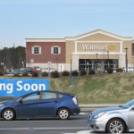 TIM GANNON PHOTO | The new Walmart on Route 58 is scheduled to open Jan. 15 and will include an expanded line of groceries.