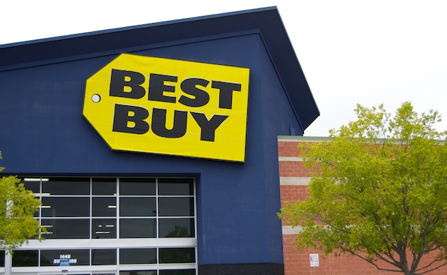 Best Buy - Big Box Store