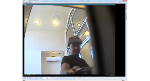 Police are trying to identify this man. (Credit: Riverhead police)