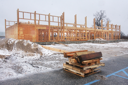 Riverhead construction numbers