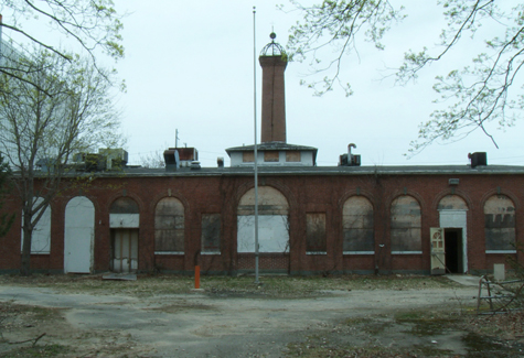 COURTSEY PHOTO | The Wardenclyffe laboratory in Shoreham was built in 1901 by renowned architect Stanford White.