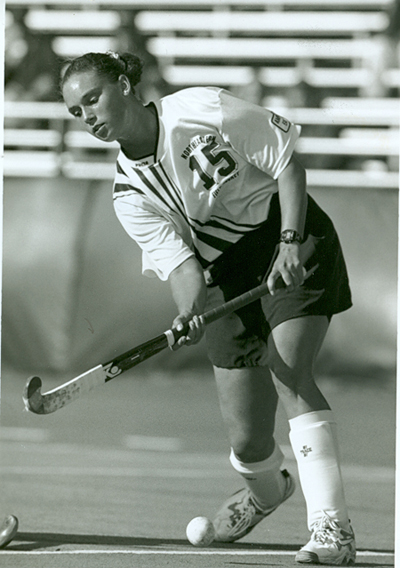 NORTHEASTERN ATHLETICS PHOTO | Bettenhauser was a three-time All-American an Northeastern.
