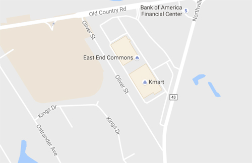 The crash occurred on Oliver Street, south of Route 58 on Nov. 5. (Credit: Google maps)