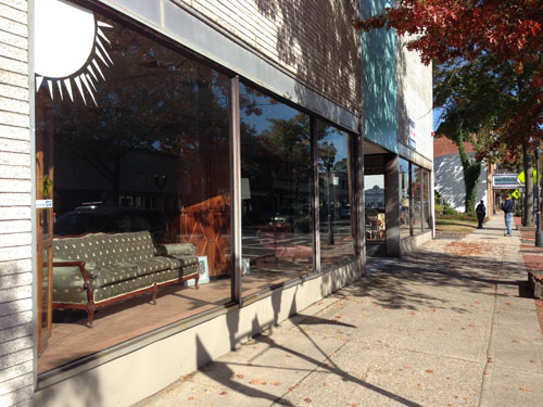 Red Collection storefront to remain vacant