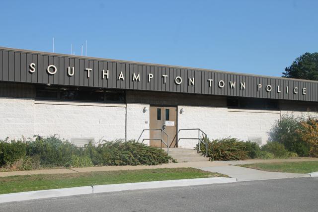 Southampton police blotter