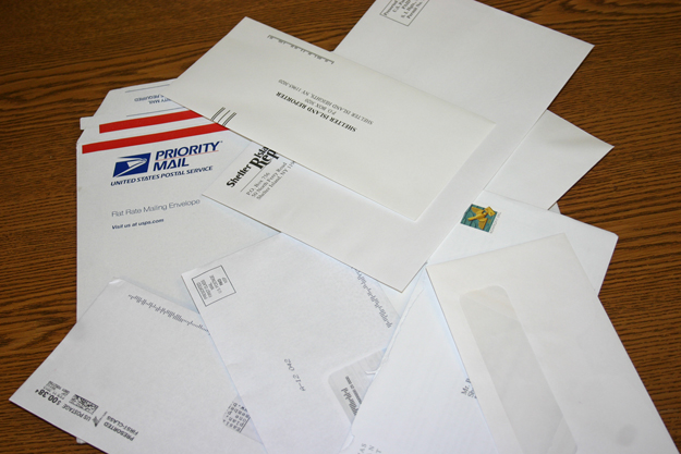 Mail mess: Captial One and Rep. Bishop respond