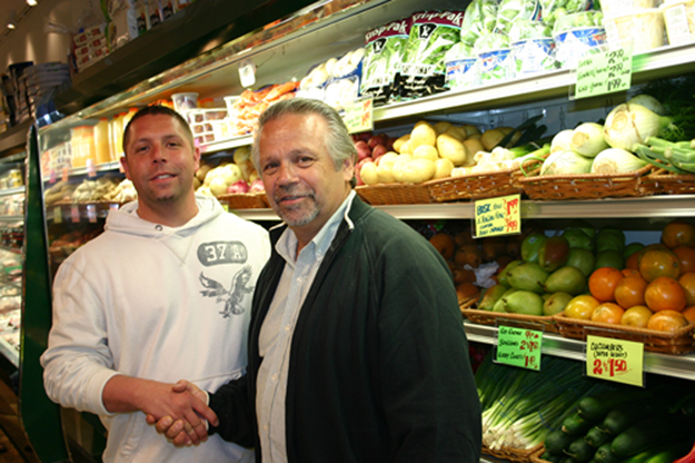 Schmidt's Market open for business in the Center