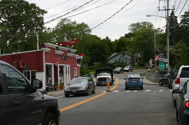 Merchants, board look to lower speed on Bridge St.