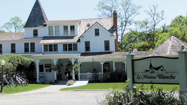 La Maison Blanche future at stake in court battle   Shelter Island ...