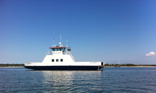 Ferry To Shelter Island Times