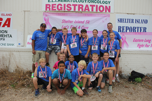 Shelter Island Running Club has high hopes