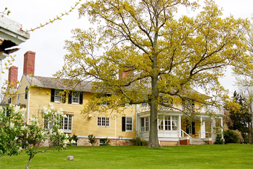 Sylvester Manor on Shelter Island. (Credit: file photo)