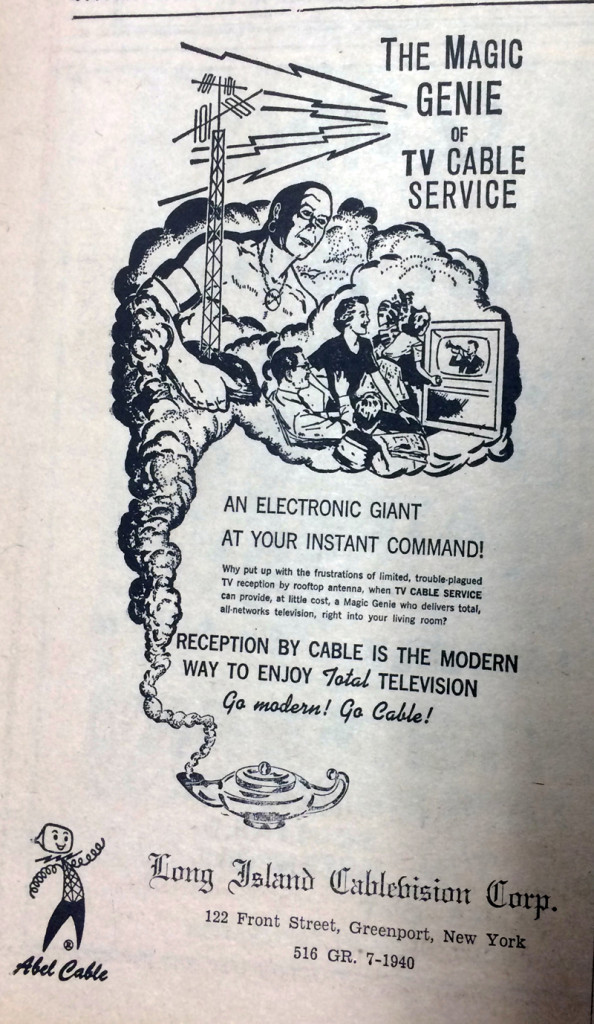 Cablevision — July 17, 1964