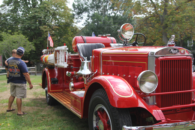 1_Greenport Fire Department truck restored