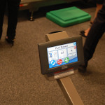 A new electronic system tracks workouts and individual progress.