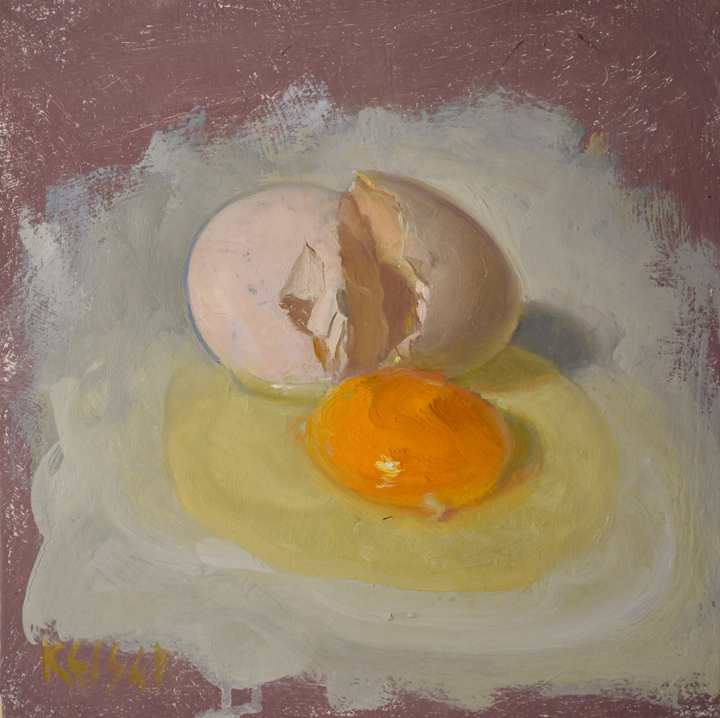 """Greenport Egg"" by Duane Keiser"