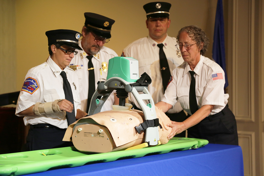 automatic cpr machine