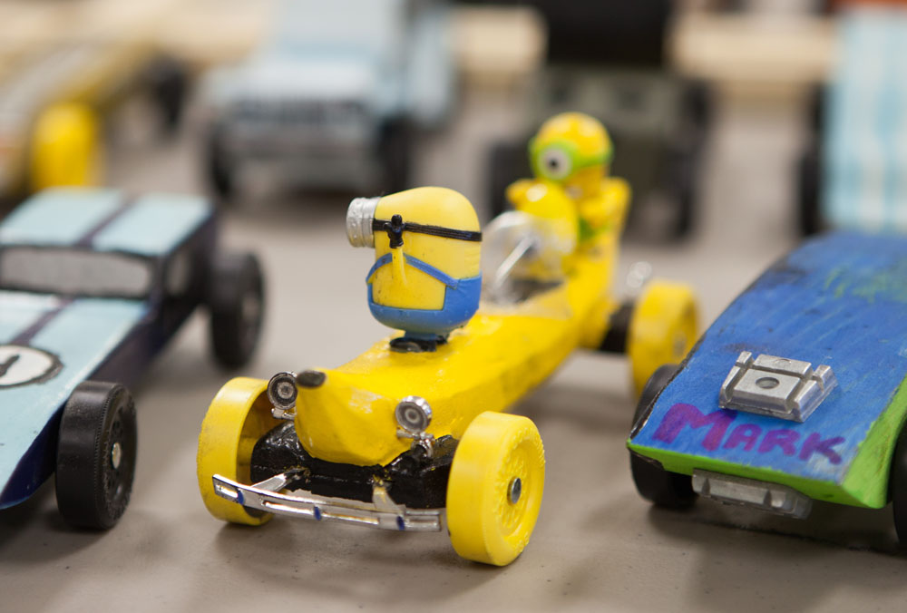 Photos Southold Cub Scouts Annual Pinewood Derby