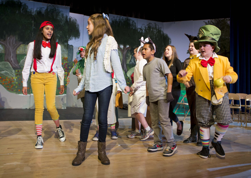 Photos: Mattituck presents Alice@Wonderland
