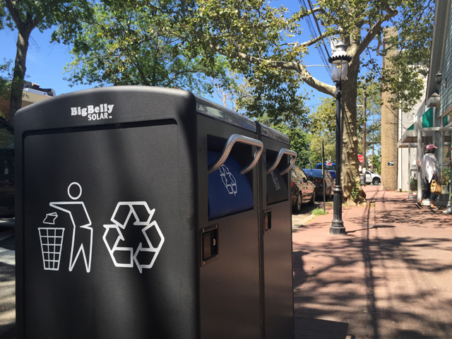 Amsterdam's high-tech trash
