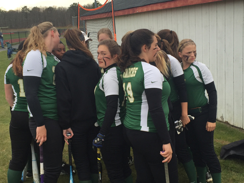 Bishop McGann-Mercy softball 042816