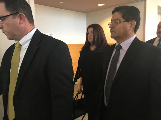 Carlos Pino arraignment