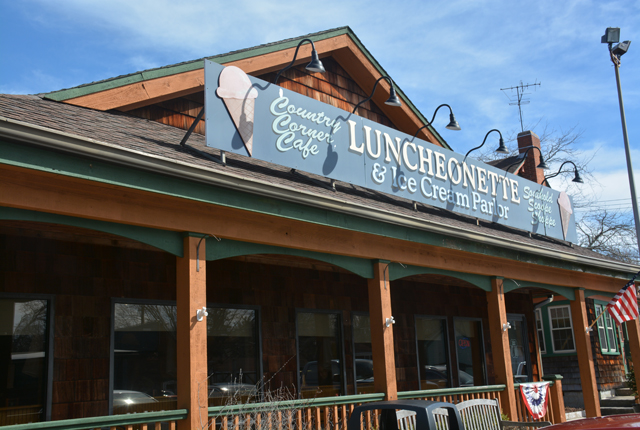 Country Corner Cafe is for sale (Credit: Monique Singh-Roy)
